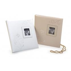 Svatební fotoalbum 29x32/60s. FOREVER WE bílé