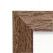 Dřevěný fotorámeček DR011K 9x13 02 tmavě hnědá