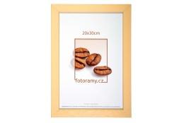 Dřevěný fotorámeček DR011K 20x30 04 natural