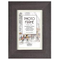 Dřevěný fotorámeček 30x40 (21x29,7 A4) Brockwood tmavý
