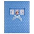 Dětské fotoalbum 10x15/300 DREAMLAND modré
