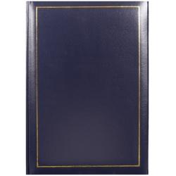 Neutrální fotoalbum 10x15/300 foto TRADITION modré