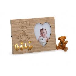 Dětský fotorámeček s LED podsvícením