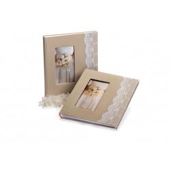 Svatební fotoalbum na růžky YES