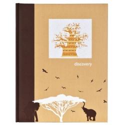 Samolepící fotoalbum 25x32/30stran DISCOVERY Baobab
